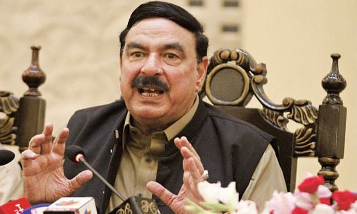 Sheikh Rasheed, who thought 'smart bums can kill Endia yindoos without harming Muslims' now Pakistan's Home Minister