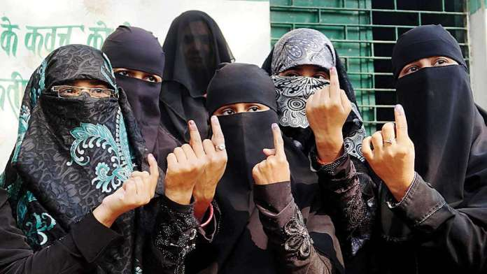 Ahead of West Bengal polls, BJP demands adequate deployment of female CPF jawans for identity verification of Burkha-clad persons