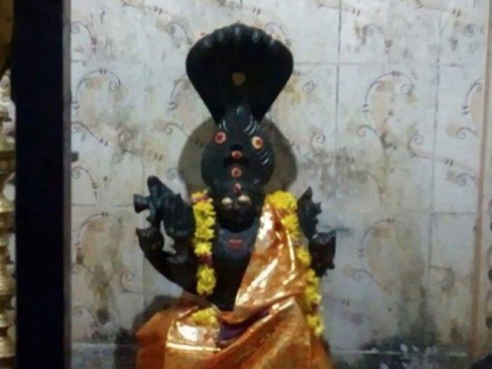 Anandavalli Sametha Baskareswarar Temple