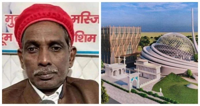 Iqbal Ansari doesn't like Babri masjid design
