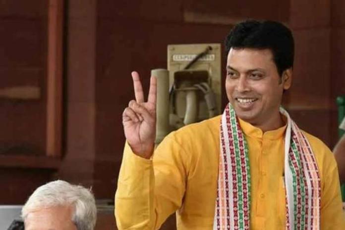 Tripura CM Biplab Deb