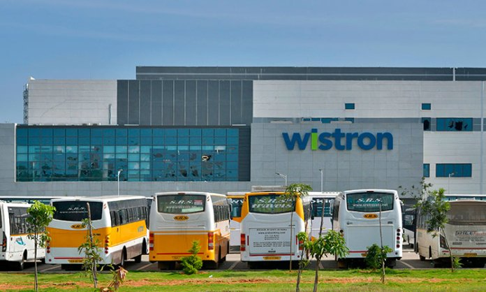 The Apple manufacturing unit of Taiwan-based Wistron was recently vandalised and ransacked by a large group of employees