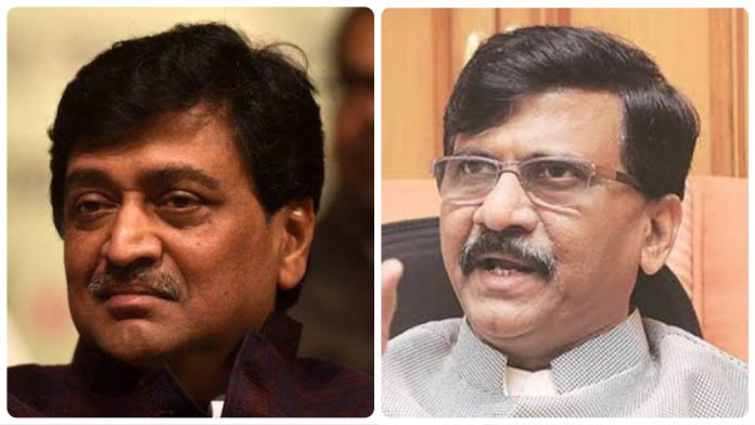 Congress shows Shiv Sena its place after the latter's spokesperson Sanjay Raut exhorted parties to come together against the Central government
