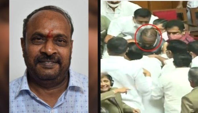 JDS MLC Dharme Gowda commits suicide