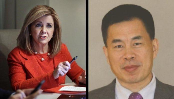 "China Daily reporter loses his mind, calls US senator ""birth""... twice"
