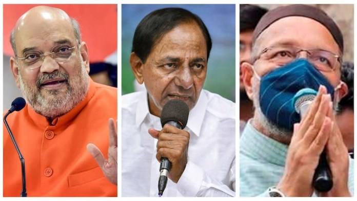 TRS goes from 99 to 56 seats while BJP goes from 4 to 49: Here is why, and it is not English media wants you to believe
