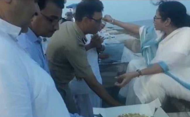 IPS Rajeev Mishra-Mamata Banerjee