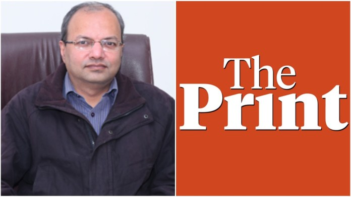 IIT professor calls out misreporting by The Print