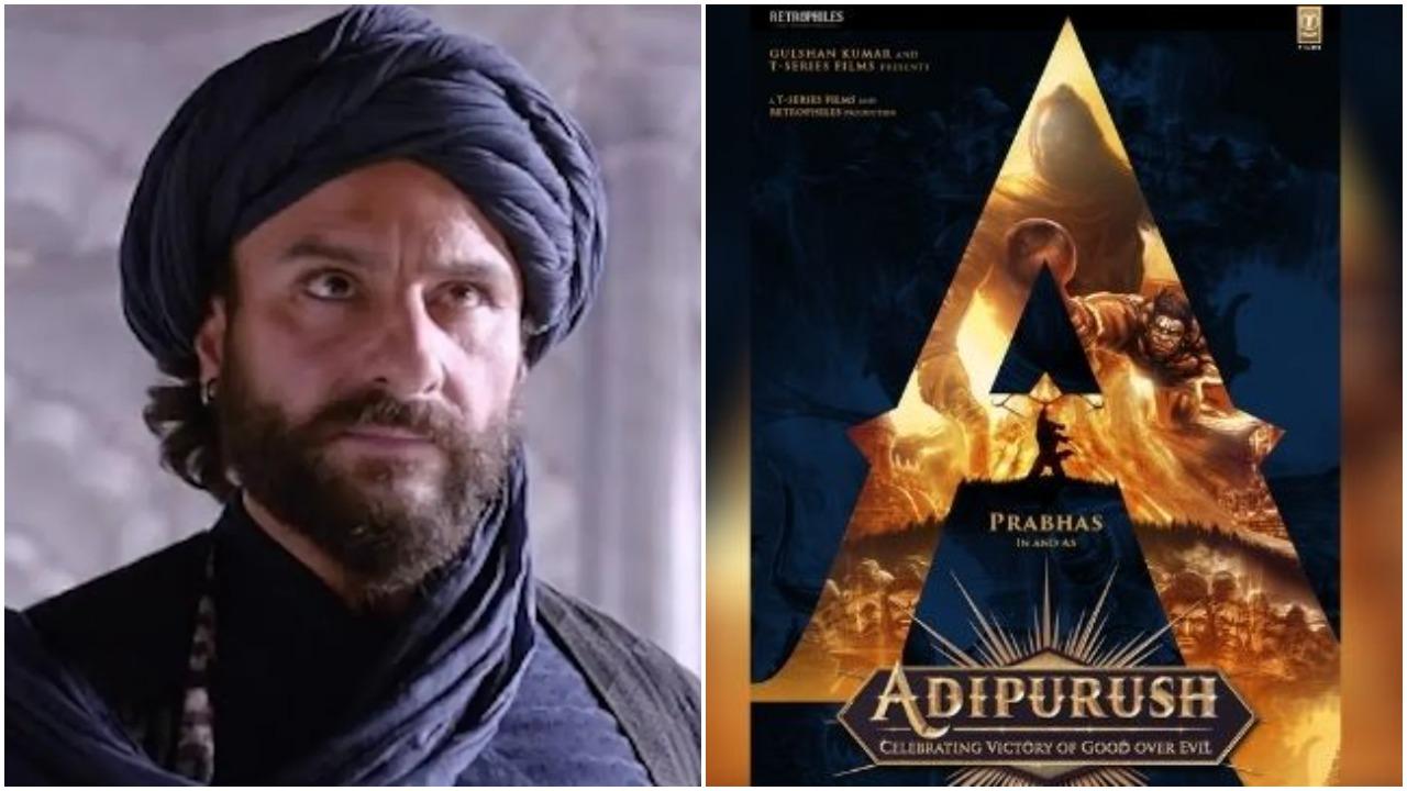 'We will make Ravan humane, justify his abduction of Sita': Saif Ali Khan on his role of 'Lankesh' in upcoming movie 'Adipurush' - OpIndia