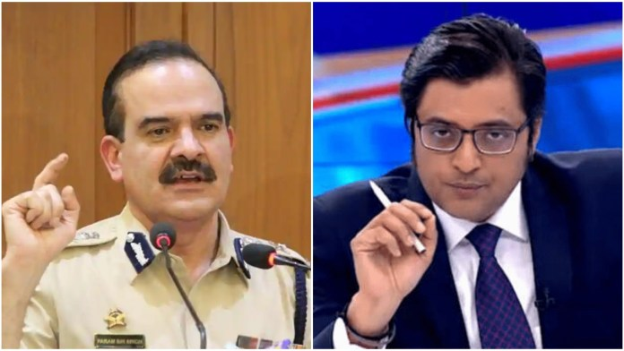 Mumbai Police alleges Arnab Goswami paid lakhs of rupees to ex BARC CEO for manipulating the TRPs