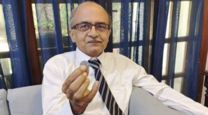 Prashant Bhushan casts aspersions about SC, letter to AG calls for contempt charges