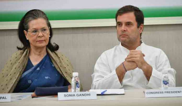 Sonia Gandhi meets a section of dissenting Congress leaders, eyes to end the leadership crisis