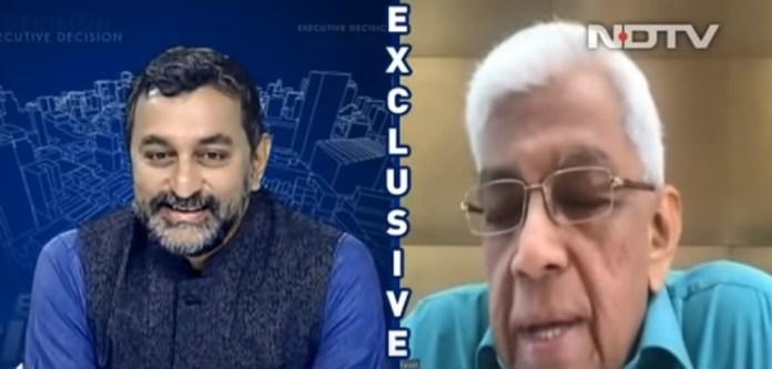 Sreenivasan Jain interview with Deepak Parekh