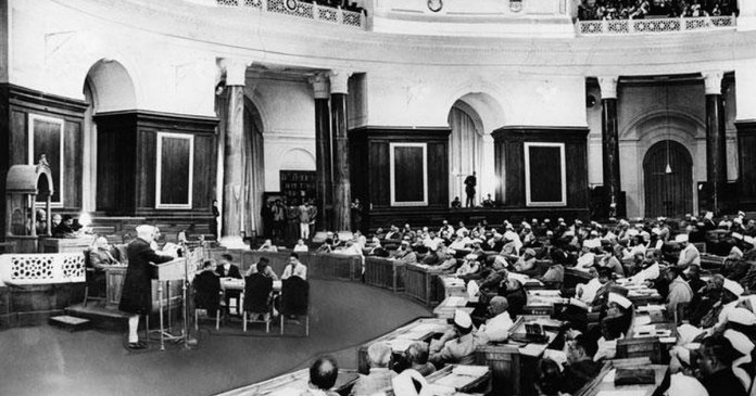First meeting of Constituent Assembly: Speech by Dr Sachidananda Sinha proves that India never understood the mindset behind Muslim League