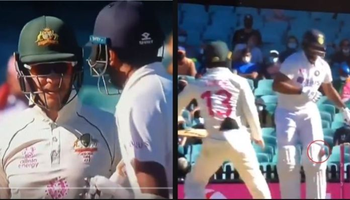 'Frustrated' Australian team resorts to sledging, creepy behaviour on field