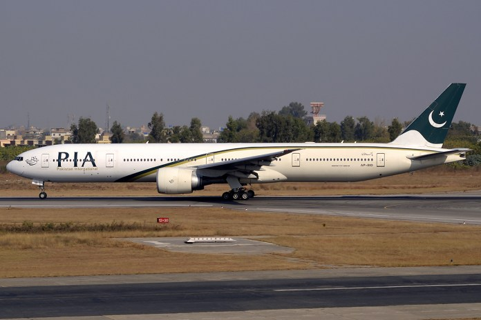 PIA aircraft seized in Kuala Lumpur