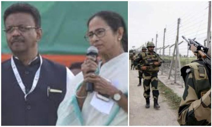 TMC leaders claim before EC that BSF is working for BJP