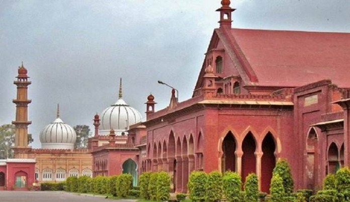 AMU's bank account seized by Aligarh civic body over non-payment of property tax