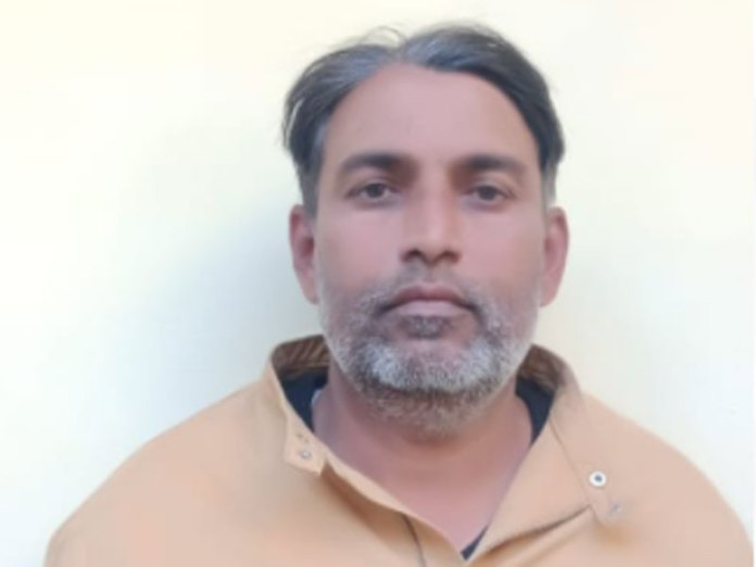 Satyanarayan Paliwal was arrested by CID for sharing information with Pakistani spies