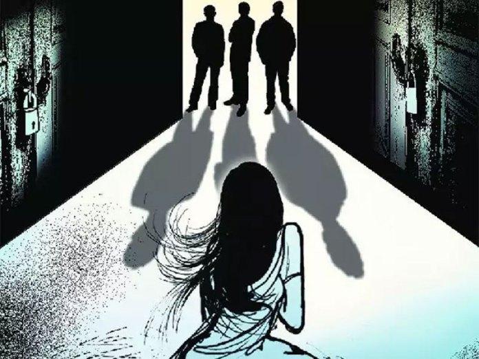 Minor raped by 44 men