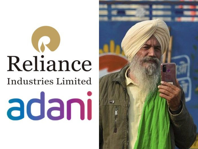 Farmers' Protests: Reliance and Adani issue statements, say they are not in contract farming business
