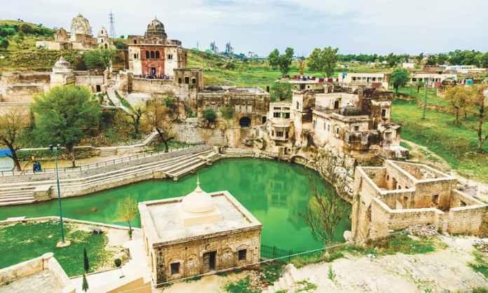 Pakistan SC slams ETPB for neglecting Hindu religious sites