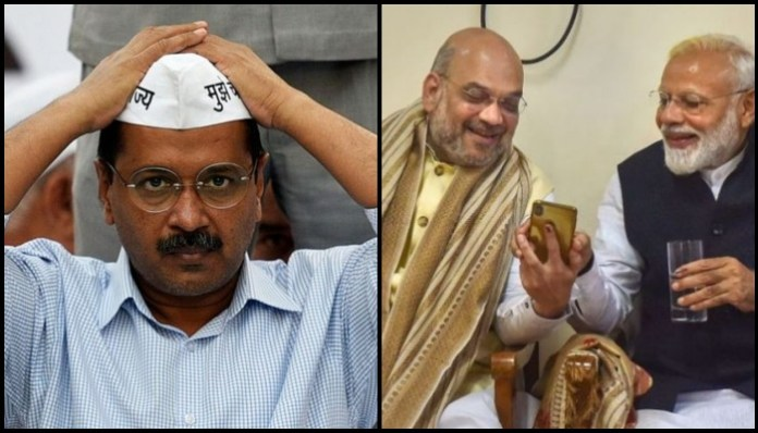 Arvind Kejriwal asks Gujaratis to give AAP a chance in local body polls, Gujaratis give a befitting reply