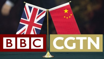 Image result for BBC ban in China; Cases of rape from Coronavirus and Uygar women were revealed