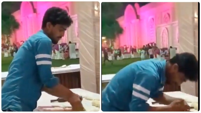 Left-liberals defend Naushad after his video of spitting in tandoori rotis during a wedding goes viral