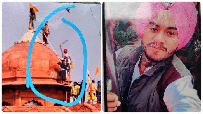 Police arrests Jaspreet Singh, one of the accused in the Republic Day violence during the tractor rally