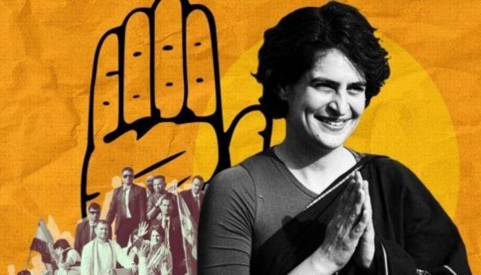 Priyanka Gandhi weaves fake farmer-soldier story, Congress lies to defend leader