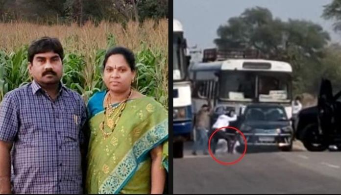 Telangana double murder: Accused TRS leader Kunta Srinivas apprehended