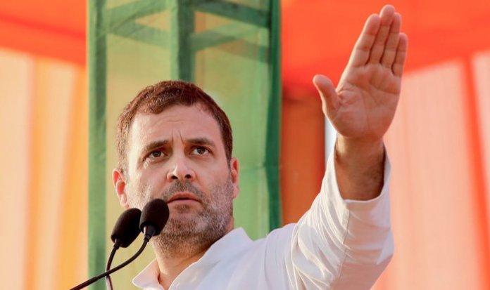 Rahul Gandhi budget tweets