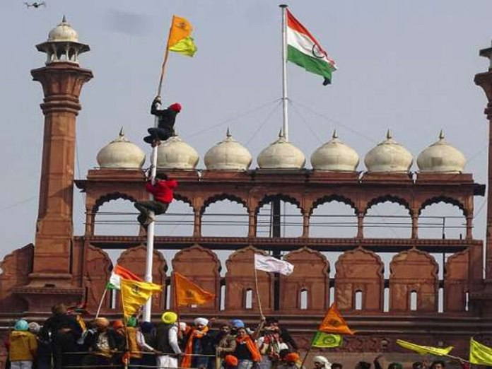 Republic Day Red Fort