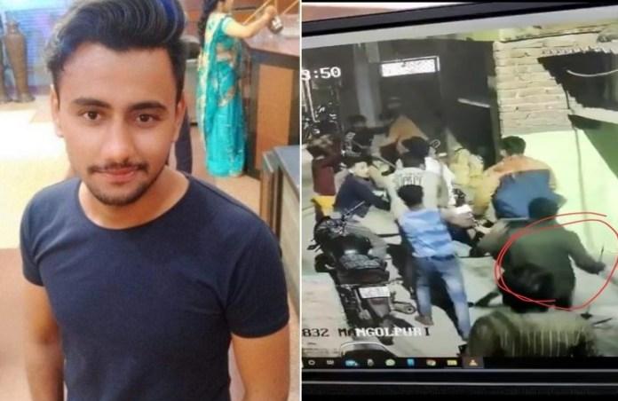 Rinku Sharma murder CCTV footage debunks narrative peddled by The Print