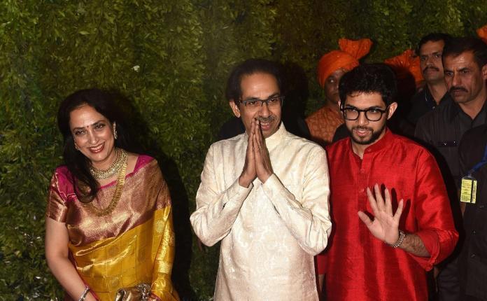 Thackeray family covid positive