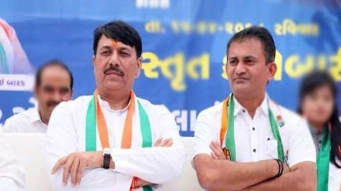 Gujarat Congress chief and leader of opposition resign after a disastrous poll outcome in local body elections in Gujarat