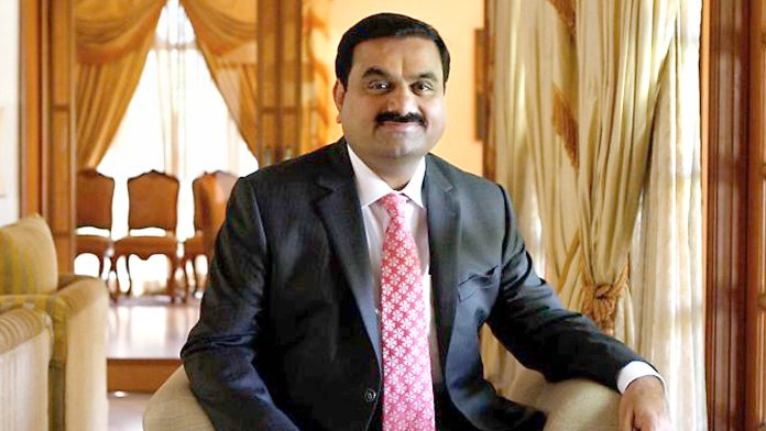 Gautam Adani added more billions to his wealth than any other man in the world