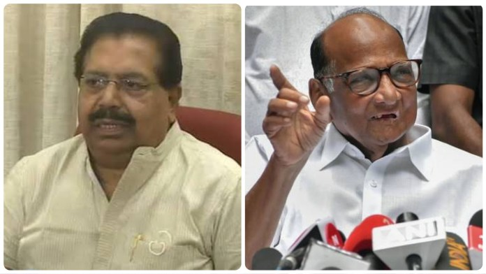 A week after resigning from Gandhi's Congress, PC Chacko to join Pawar's Congress