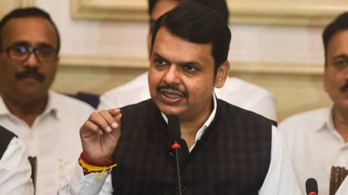 Fadnavis says Shiv Sena had tried to pressurise him to reinstate Sachin Vaze when he was CM