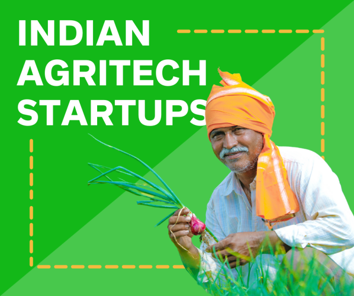 Agritech startups in India are trying to bridge the gap between farmers and customers, tapping a huge market
