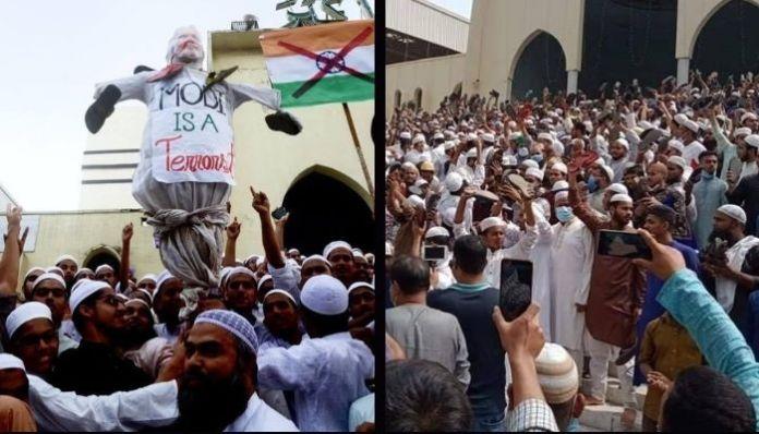 Bangladesh: Islamists oppose PM Modi's State visit, hail themselves as 'Taliban'