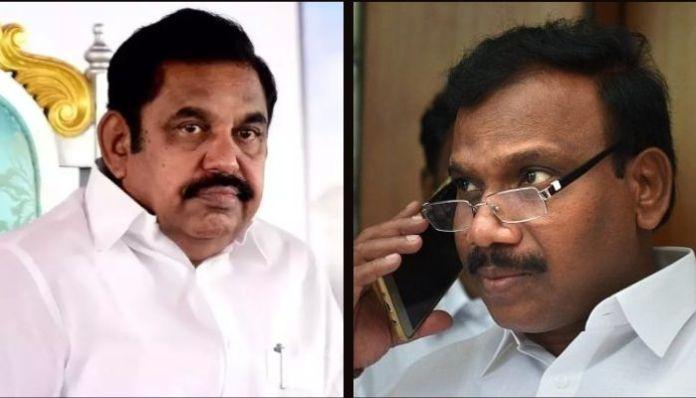 Tamil Nadu CM cries during rally after A Raja calls him 'illegitimate' child