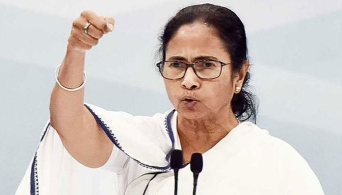BJP will drive people out of West Bengal, alleges Mamata Banerjee