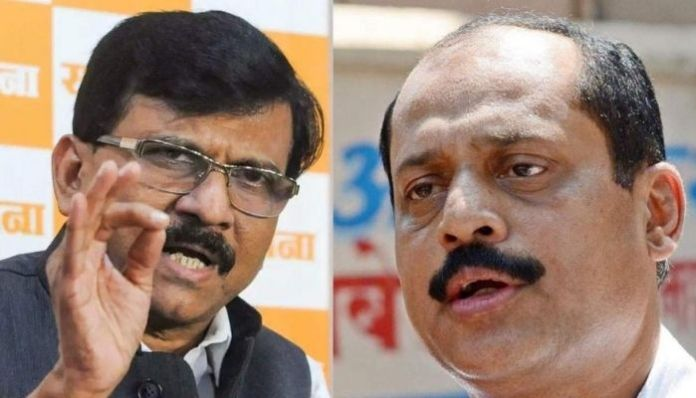Sanjay Raut takes U-turn on Sachin Vaze after claiming him 'honest', 'capable'
