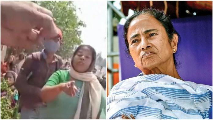Dhaniakhali TMC MLA Asima Patra faces public fury