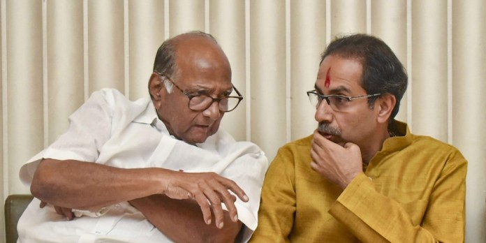 FIR filed against social media users for their remarks against NCP chief Sharad Pawar