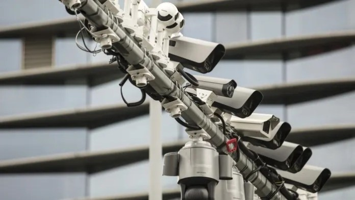 China's Sharp Eyes surveillance programme aims to surveil 100 per cent of its public spaces
