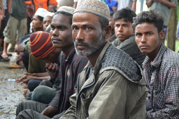 Rohingya Muslims settle in Haryana