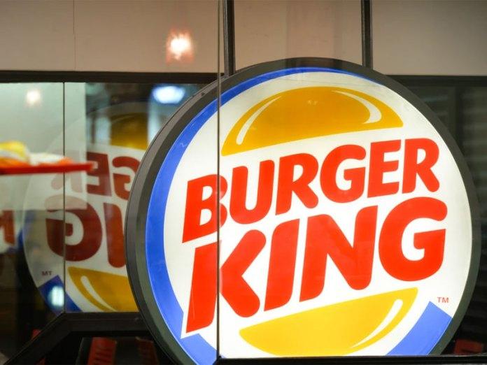 Burger King UK deletes controversial tweet